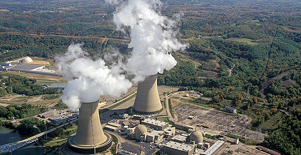 Beaver Valley Nuclear Power Station. Photo credit: Nuclear Regulatory Commission