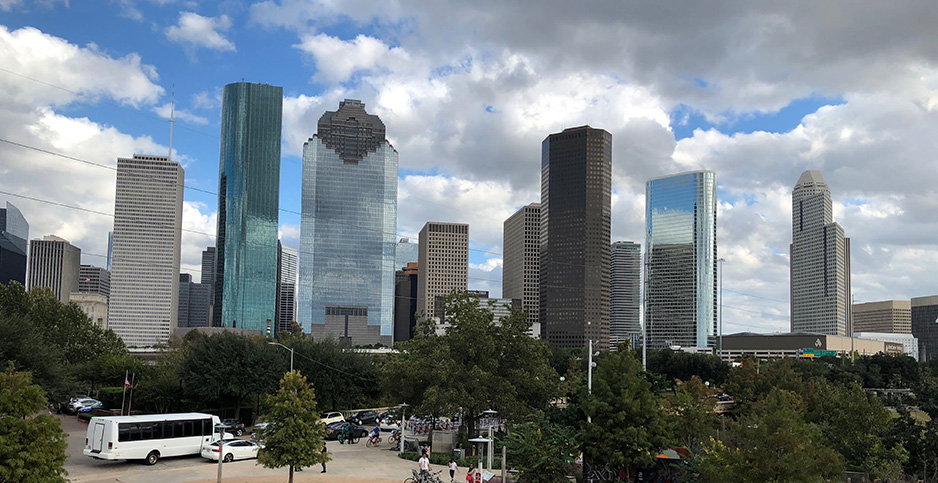 Houston. Photo credit: Edward Klump/E&E News