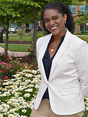 Terrina Harford. Photo credit: FWS