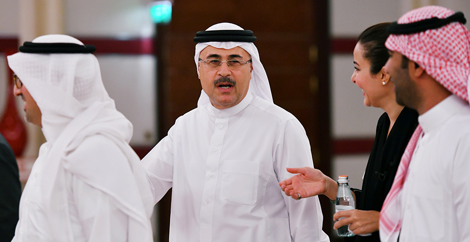 Amin Nasser, president and CEO of Saudi Aramco. Photo credit: Waleed Ali/REUTERS/Newscom