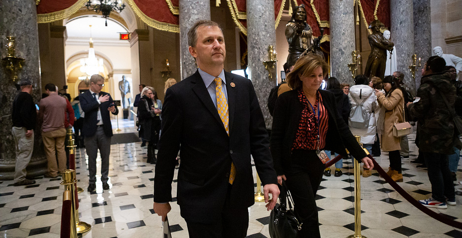 Rep. Sean Casten (D-Ill.). Photo credit: Francis Chung/E&E News
