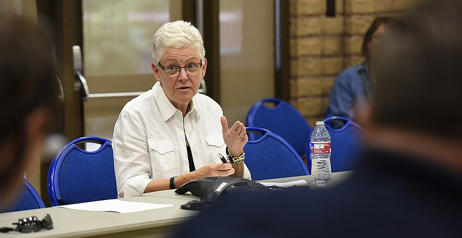 Gina McCarthy. Photo credit: EPA/Flickr