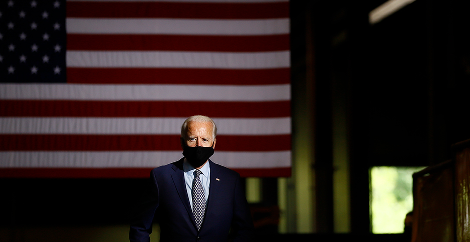 Joe Biden. Photo credit: Matt Slocum/AP Photo
