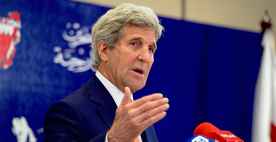 Former Secretary of State John Kerry. Photo credit: U.S. Department of State/Flickr