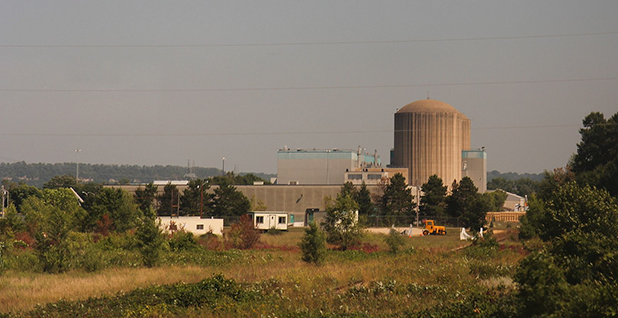 The Prairie Island Nuclear Power Plant in Minnesota. Photo credit: Royalbroil/Wikimedia Commons