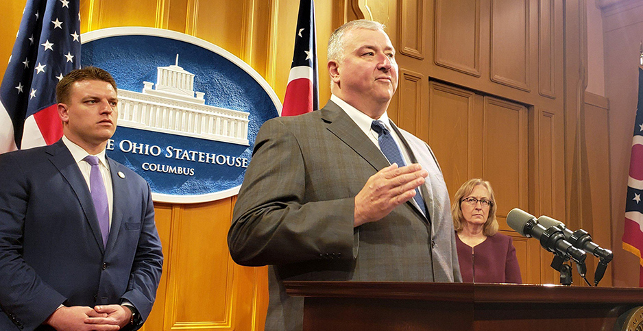 Larry Householder. Photo credit: Dispatch file photo/TNS/Newscom