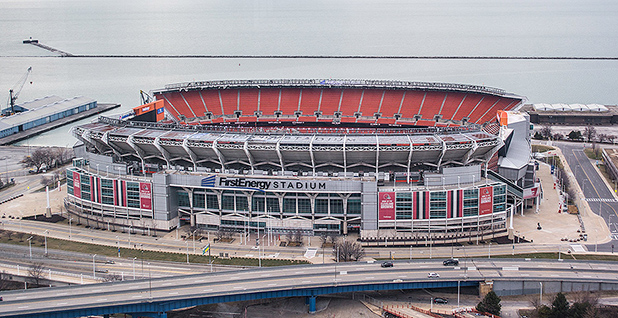 Browns Stadium. Photo credit: Tim Evanson/Flickr