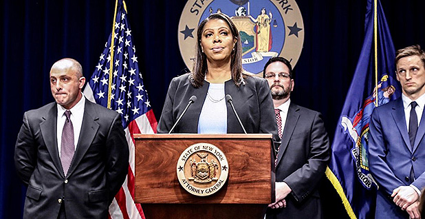 New York Attorney General Letitia James. Photo credit: New York Attorney General
