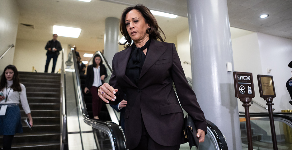 Sen. Kamala Harris (D-Calif.). Photo credit: Francis Chung/E&E News