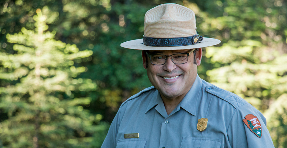 David Vela.  Photo credit: NPS/Adams/Flickr