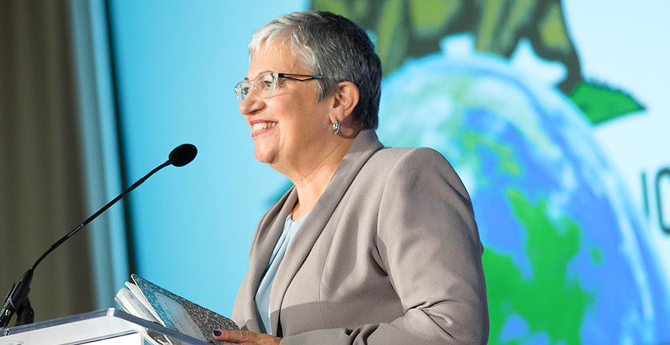 Mary Nichols. Photo credit: California Energy Commission/Twitter