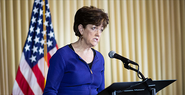 Mary Neumayr. Photo credit: Francis Chung/E&E News