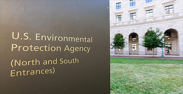 EPA headquarters. Photo credit: Francis Chung/E&E News