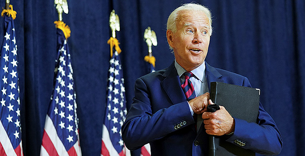 Joe Biden. Photo credit: Kevin Lamarque/Reuters/Newscom