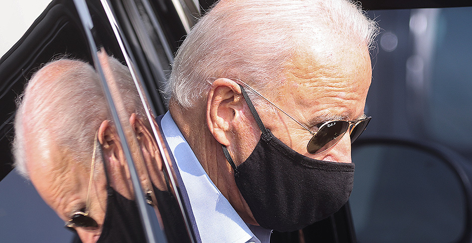 Joe Biden. Photo credit: Jonathan Ernst/REUTERS/Newscom