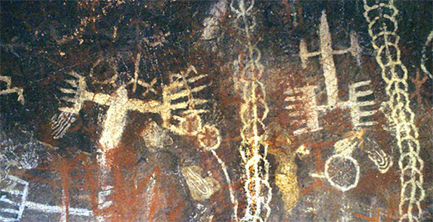 Painted Cave. Photo credit: Niceley/Wikimedia