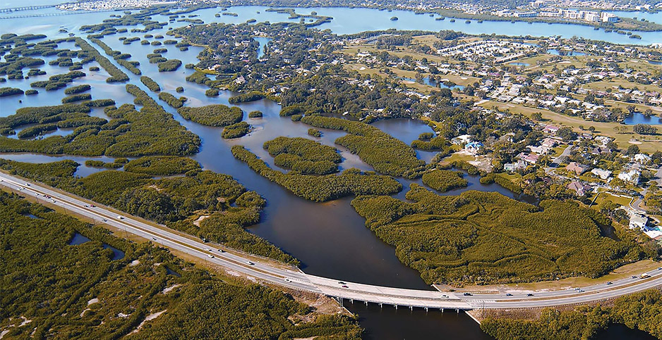 Florida marsh. Photo credit: NOAA