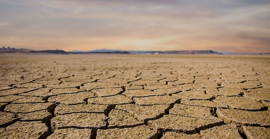 Dry, cracked, warm earth Photo credit: Live Once Live Wild/Flickr/LiveWildPhotos.com