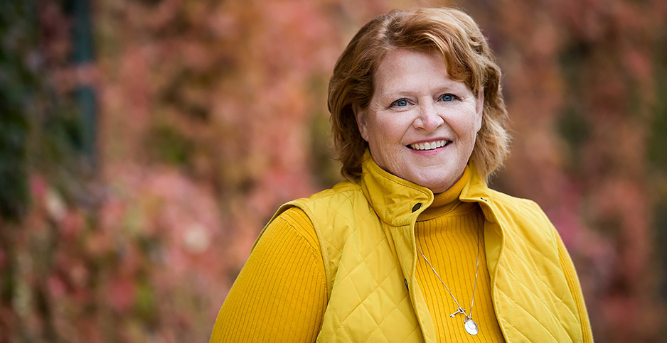 Heidi Heitkamp. Photo credit: Heidi Heitkamp/Flickr