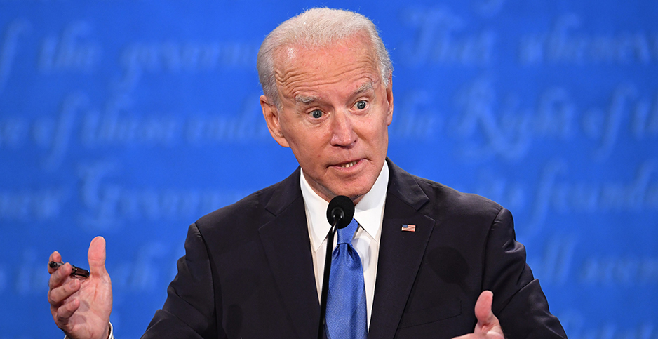 Joe Biden. Photo credit: Kevin Dietsch/Pool via CNP/SplashNews/Newscom