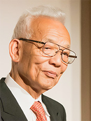 Syukuro Suki Manabe. Photo credit: Bengt Nyman/Wikipedia