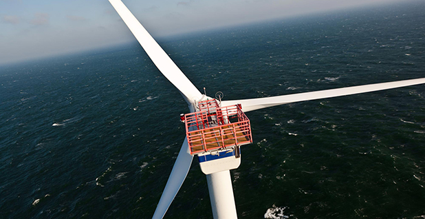 offshore wind turbine. Photo credit: Global Wind Energy Council