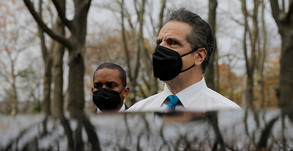 Andrew Cuomo. Photo credit: Andrew Kelly/REUTERS/Newscom