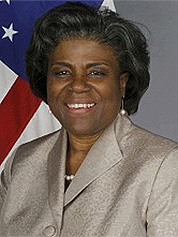 Linda Thomas-Greenfield. Photo credit: Department of State/Wikipedia