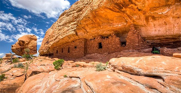 Bears Ears National Monument in Utah. Photo credit: BLM