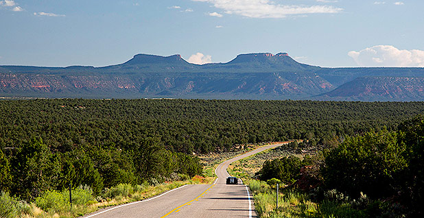 Bears Ears National Monument in southeastern Utah. photo credit: BLM