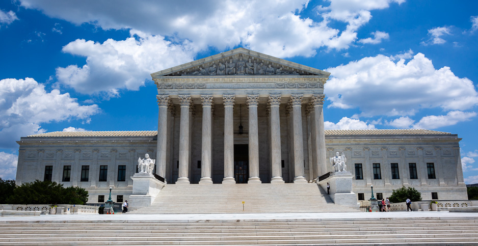 The U.S. Supreme Court as seen on June 26, 2019. Photo credit: