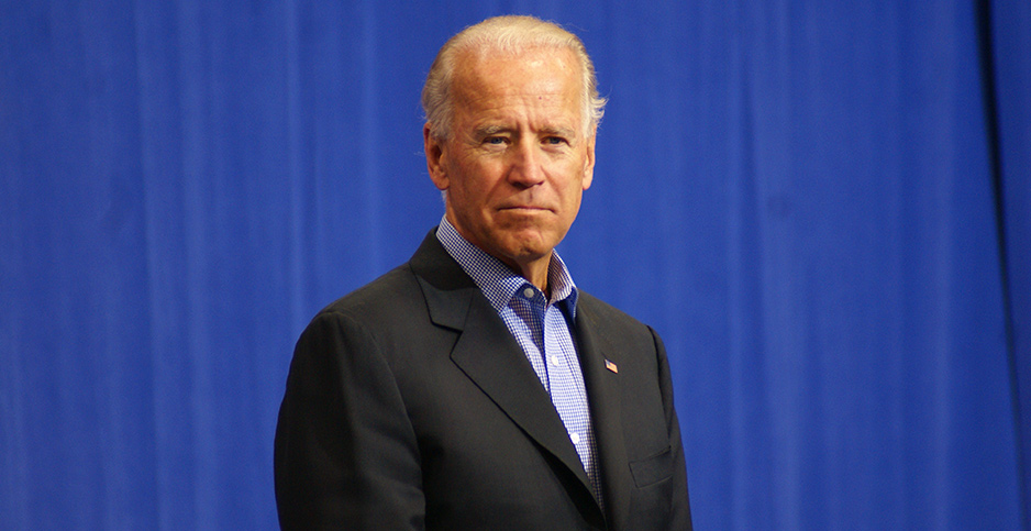 Joe Biden. Photo credit: Marc Nozell/Flickr
