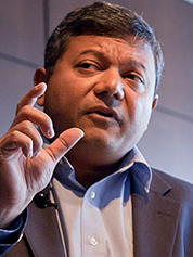 Arun Majumdar. Photo credit: PopTech/Flickr