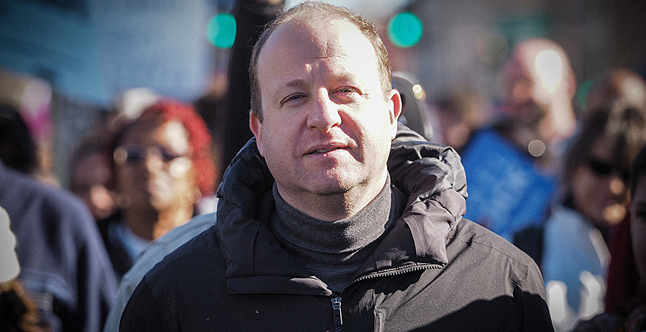Jared Polis. Photo credit: Michael Rieger/ZUMA Press/Newscom