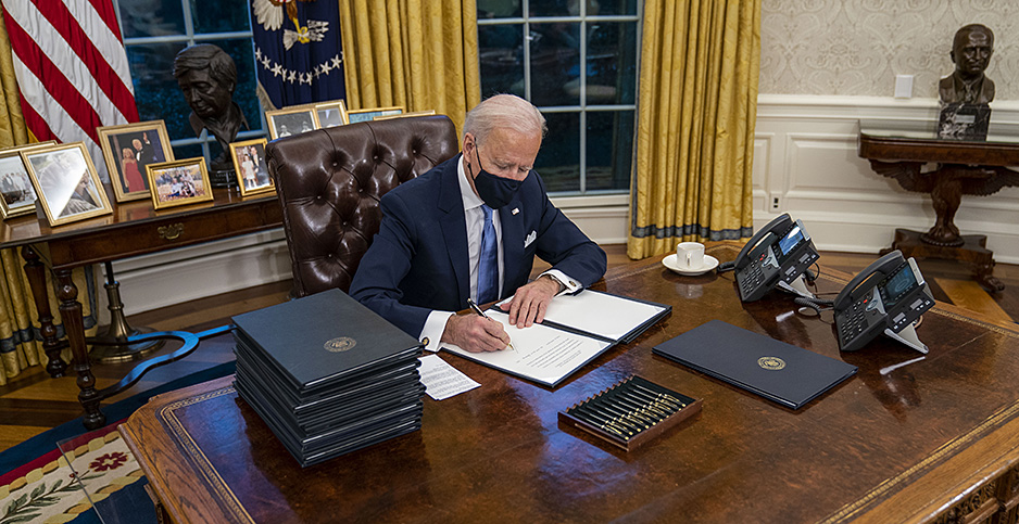 President Biden. Photo credit: POOL/CNP/InStar/Cover Images/Newscom