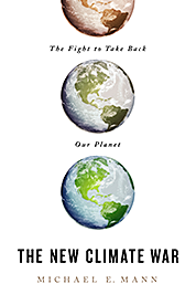 New Climate War book cover. Photo credit: Bold Type Books