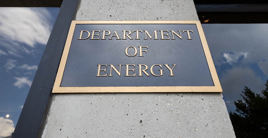 Energy Dept. headquarters. Photo credit: Francis Chung/E&E News