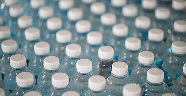 Plastic bottles. Photo credit: Jonathan Chng/Unsplash