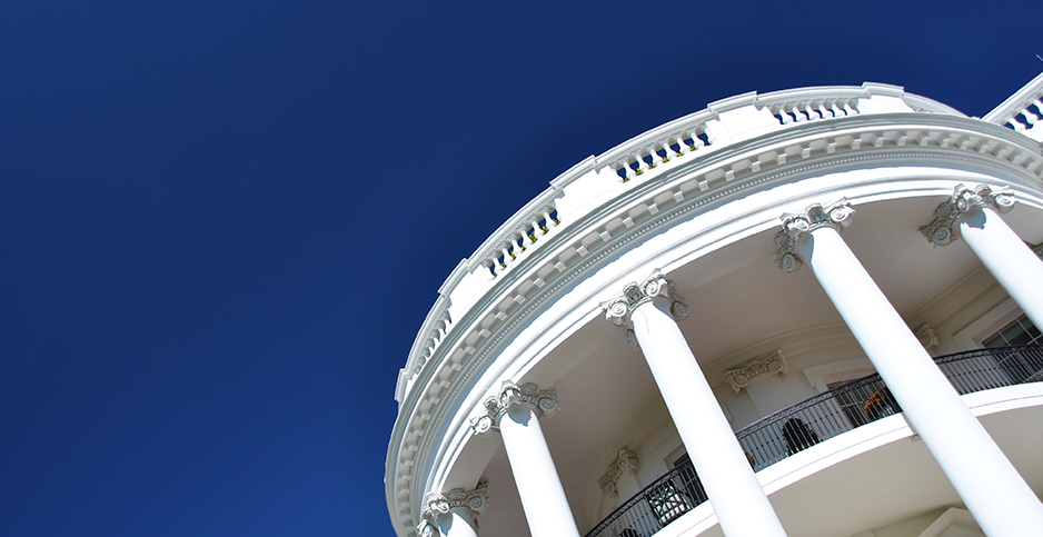 The White House. Photo credit: Angela N./Flickr