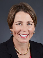 Maura Healey. Photo credit: Office of Attorney General Maura Healey