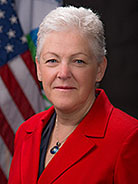 Gina McCarthy. Photo credit: EPA/Wikipedia
