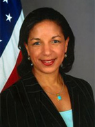 Susan Rice. Photo credit: State Department