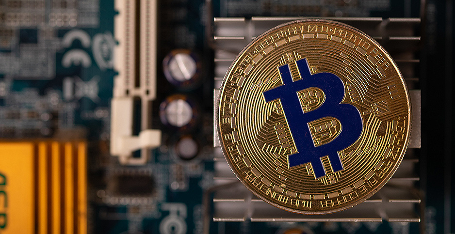 A new report by the consultancy firm Wood Mackenzie suggests that bitcoin mining can help facilitate the transition to a low-carbon economy. Photo credit: Jernej Furman/Flickr