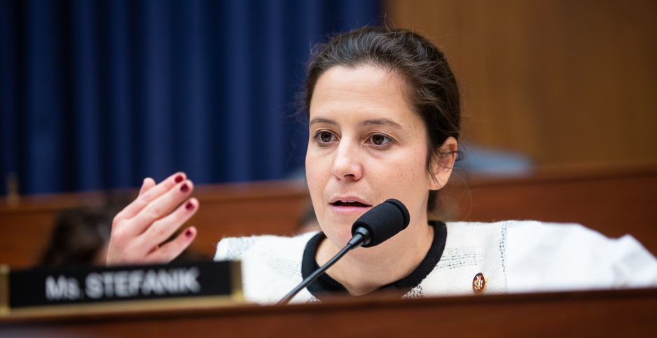 Rep. Elise Stefanik (R-N.Y.). Photo credit: Francis Chung/E&E News